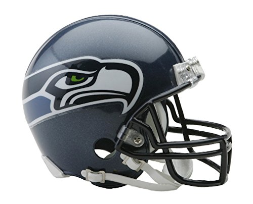 Riddell NFL Seattle Seahawks Replica Mini Football Helmet Test