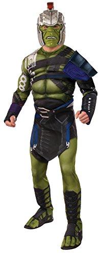 Generique Hulk Thor 3 Ragnarok-Kostüm für Erwachsene Lizenzartikel - Thor Kostüm Für Erwachsene