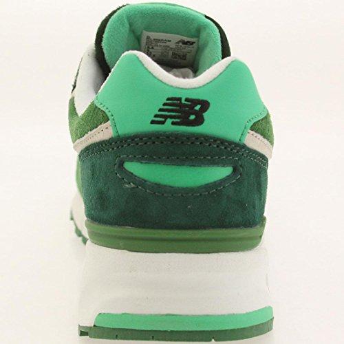 New Balance - Ml999ram, Scarpe sportive Uomo Verde Oscuro