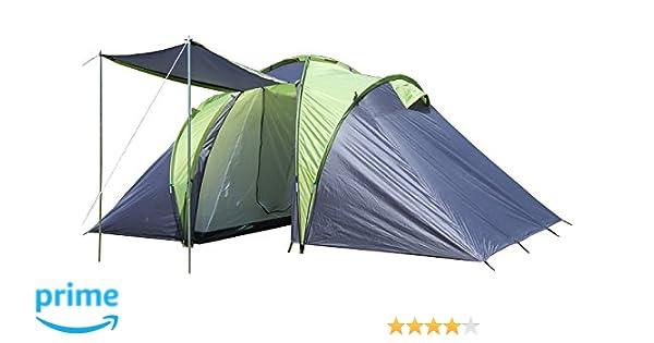 EXPLORER Zelt Sierra 4 Personen Mann Camping Familienzelt Kuppelzelt Campingzelt