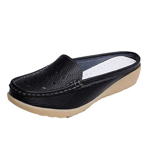 Honestyi pantofole donna, flip flops spallina cava casual con mezze sandali da spiaggia infradito ciabatta pantofole scarpe da acqua giardino mare antiscivolo traspirante
