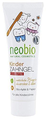 Neobio - Kinderzahngel 50ml