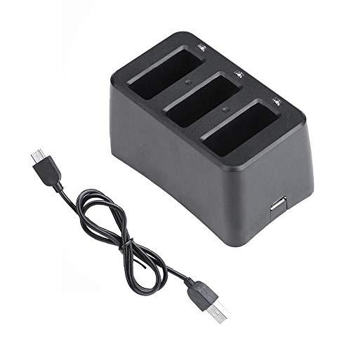 3 en 1 Multi Inteligente Batería Charging Hub