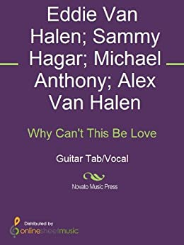 Van Halen - Why Can't This Be Love (Extended Remix)