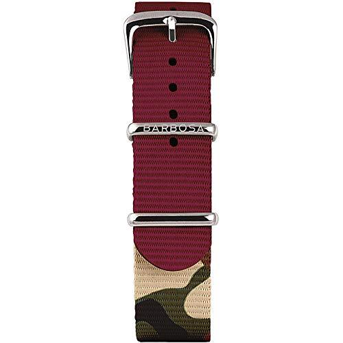 orologio cinturino orologio uomo Barbosa casual cod. 18SN060
