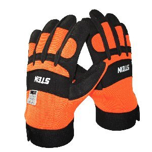 Stein Chainsaw Protective Gloves For Arborists or DIY users MEDIUM