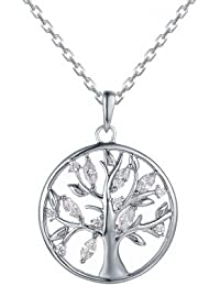 Tree Of Life 925 Necklace, Necklace For Women- By Ornate Jewels