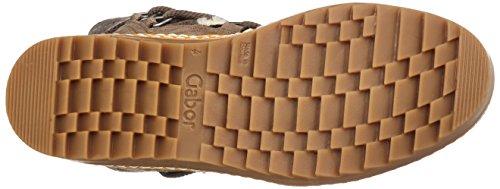 Gabor  33-742-72 - Stivali Donna Grigio (Rato Asphalt)