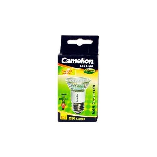 Camelion 399 20027 Ampoule LED SMD Mini Spot Blanc Jour 3 W