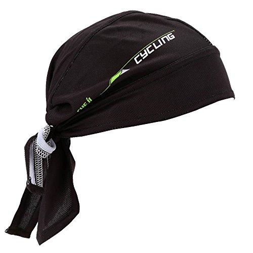 Docooler Bici Bandana Sport all'aria Aperta Cappello Biciclette Permeabilità all'aria Asciugatura Rapida - Sport e all'aperto