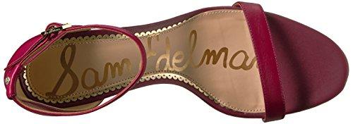 femme Cranberry Escarpins Edelman Leather Patti Sam qwgFxH4