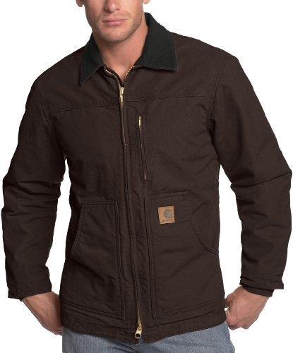 Sandstone Ridge Coat - Farbe: Dark Brown - Größe: M