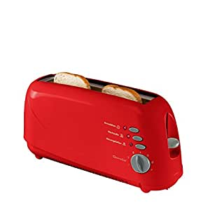 Domoclip R299DOM Toaster Longue Fente 38 x 12 x 20 cm