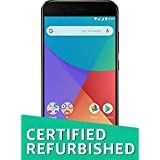 (Certified REFURBISHED) Mi A1 (Black, 64GB)