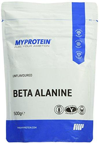 #Myprotein Beta Alanine Unflavoured, 1er Pack (1 x 500 g)#