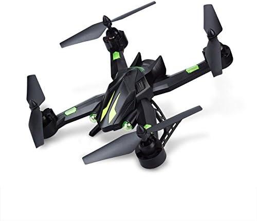 Drone RC Quadcopter Altitude Tête Sans Tête 3D 360 Degrés Flips Rolls 4-Axe Gyro 6CH 2.4 Ghz Hélicoptère Hauteur Tenue Stable Super Facile Fly Pour La Formation Gravity Sensor Drone,1Battery | La Qualité