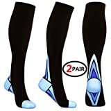 Best Medical Stockings - (2 pairs)Compression Socks / Stockings for Men Review
