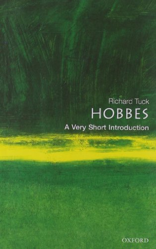 Hobbes: A Very Short Introduction (Very Short Introductions) por Richard Tuck