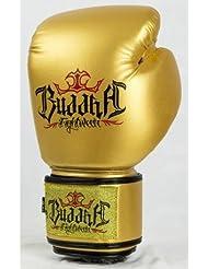 Buddha - Guantes buddha fight oro 12 onzas