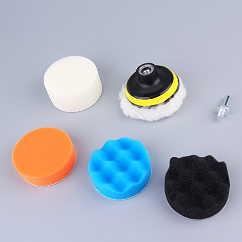 catuo-buffing-buffer-pad-polishing-waxing-kit-set-auto-car-polisher-pack-of-6pcs-8cm