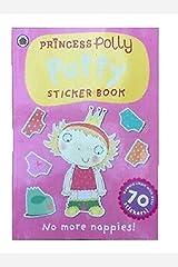 Princess Polly's Potty sticker activity book (Potty Sticker Books) Paperback