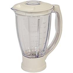 Moulinex XF6341B1 Bol Blender Plastique