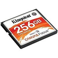 Kingston Canvas Focus carte mémoire compacte flash, 256GB.