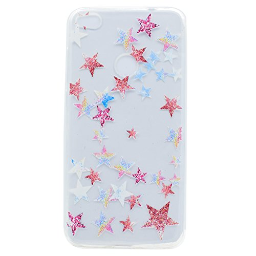 Price comparison product image Huawei Nova Case ,BONROY® Creative Unique Design Fashion colorful pattern ,Soft TPU Cover Anti Slip Scratch Resistant Protector Case Cover Shell for Huawei Nova