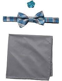 Nick Graham Everywhere Men's Plaid Bow Tie