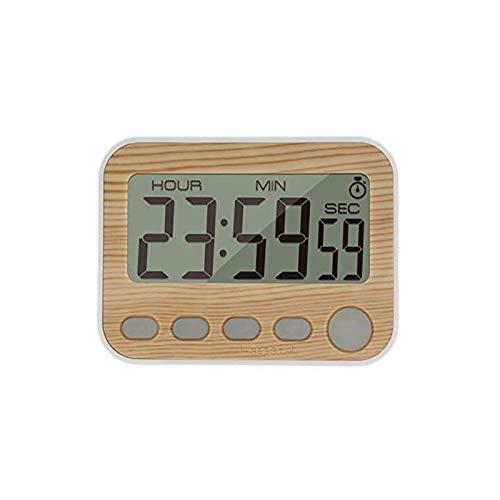Jayron - Reloj despertador digital temporizador cocina