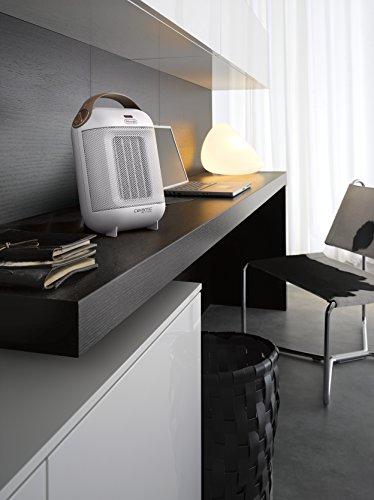41fh8OYoJ0L - De'Longhi Capsule HFX30C18.IW Ceramic Fan Heater - White