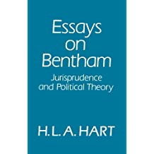 Essays on Bentham: Jurisprudence and Political Theory