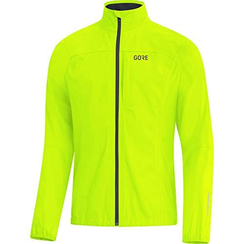 GORE Wear R3 Herren Jacke GORE-TEX, L, Neon-Gelb