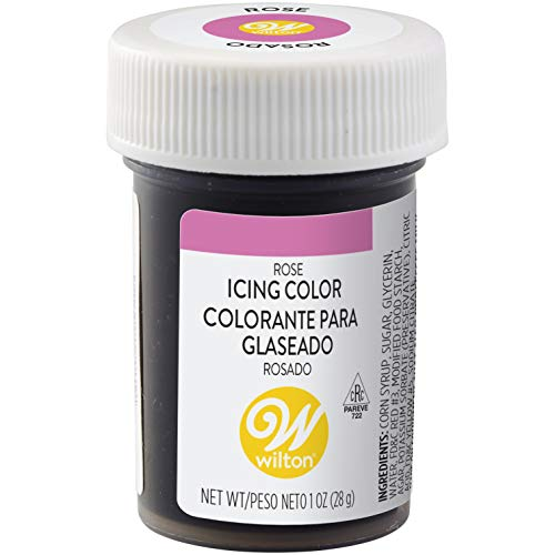 Icing Colors 1oz-Rose