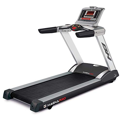 BH Fitness MAGNA PRO G6508N profesionelles Laufband - 3,5 PS - 20 km/h