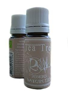 Ressources Naturelles - Huile Essentielle Tea Tree Bio 10 Ml