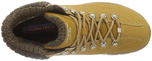 Skechers (SKEES) Synergy-winter Nights, baskets sportives femme beige (WTN)