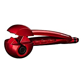 perfect curl - 41fhBAJeN5L - Babyliss BaByliss Pro Perfect Curl Red