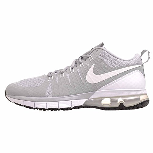 Nike Men's Air Max TR180 TB, Wolf Grey/White-Black