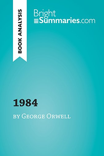 1984 By George Orwell Book Analysis Detailed Summary Analysis
