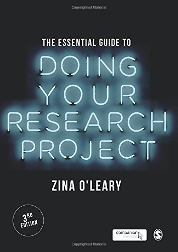 The Essential Guide to Doing Your Research Project por Zina O'leary