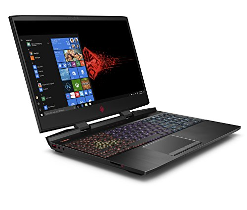 HP OMEN 15 i7 15.6 inch IPS HDD+SSD Black