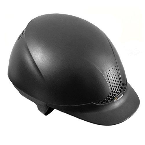FOUGANZA cappello berretto casco per equitazione maneggio cavallo taglia 57-59cm
