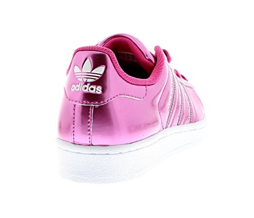 ADIDAS TECH SUPER Rosa Glanz / Weiß