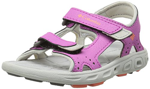 Columbia Toddler Techsun Vent, Sandales fille Rose (665)