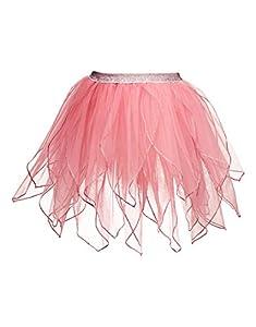 DREAMY DRESS-UPS 50452Rosa tutú de Disfraz (Tamaño Mediano)