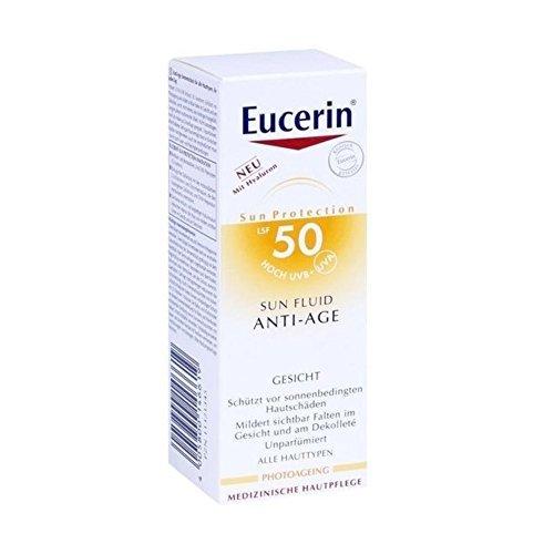 Eucerin Sun Viso Anti-Età FP50 50 ml