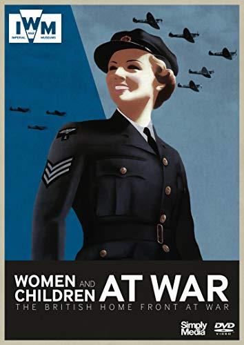 Women And Children At War - IWM [DVD] -