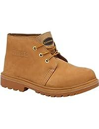 Paredes sp5011AM39Safety Classic–Zapatos de seguridad S3talla 39MARRÓN