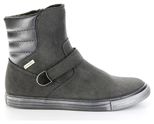 Richter Kinderschuhe Fedora Mädchen Hohe Sneakers Grau